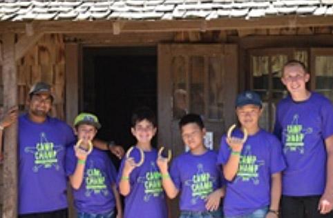 カウボーイ体験キャンピング・サマープログラム