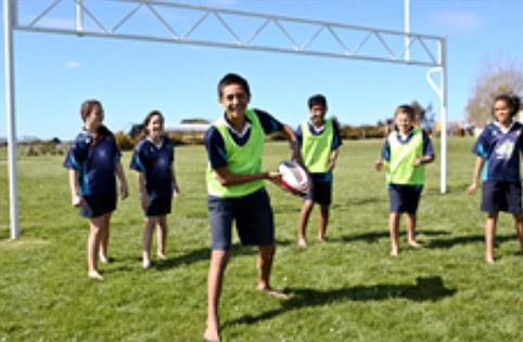 ニュージーランド 小学校現地校体験入学プログラム